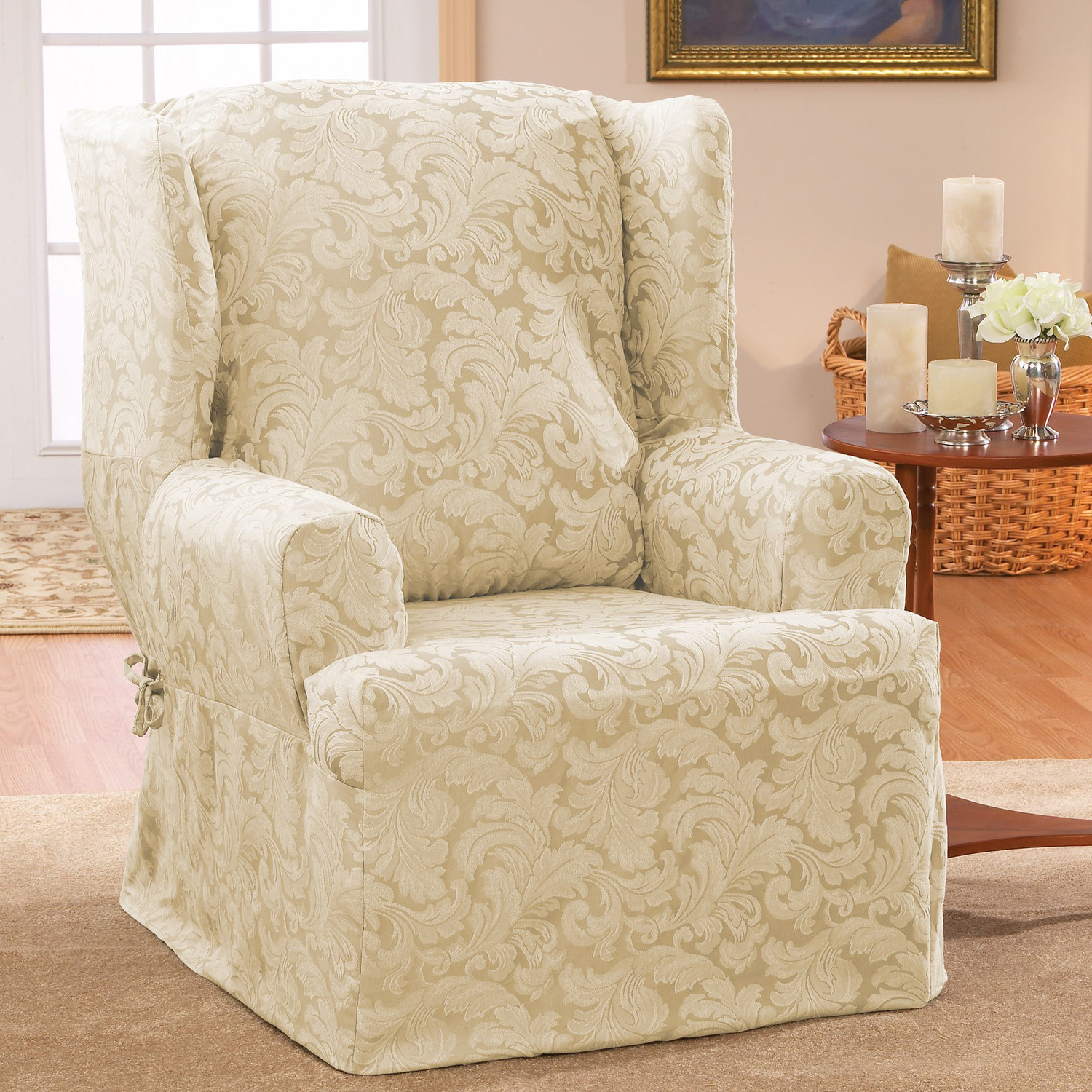 Living Room Chair Covers Ideas Elegant Black I For Decorating